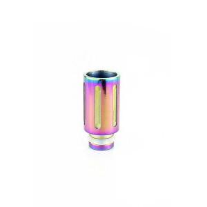 STR Well Colorful Drip Tip - Rainbow