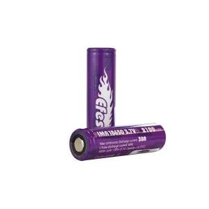 Efest 38A 18650 Flat Top Battery 2100 mAh - 2 Pack