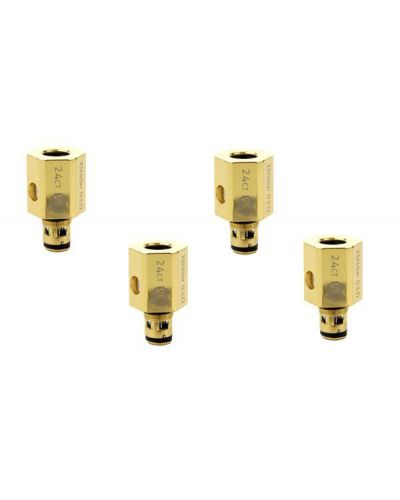 Atom Vapes gClapton Kanger OVC Coils - 4 pack | Cleromizers & Tanks | VaporBeast