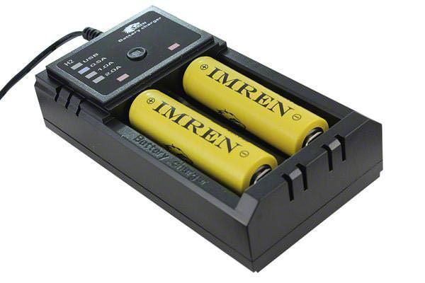 Imren H2 charger 2 bay