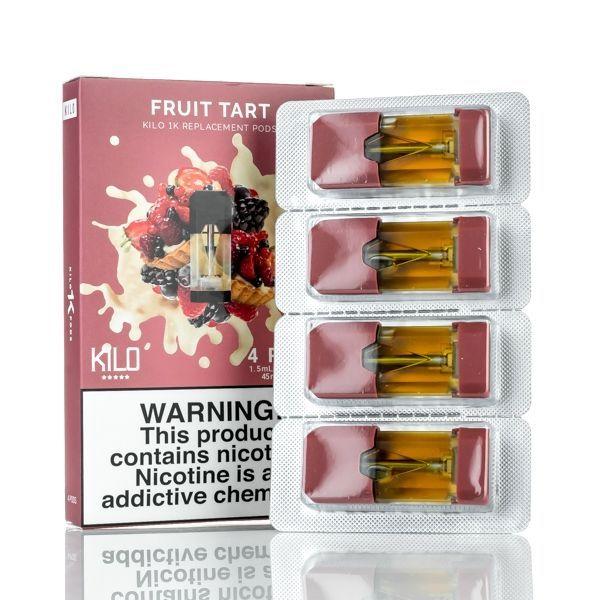 Kilo 1K Fruit Tart - 4 Pack