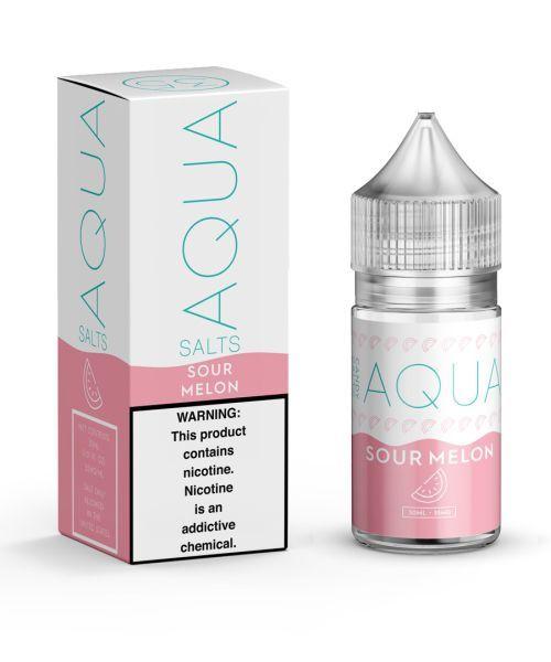 Aqua Salts Sour Melons