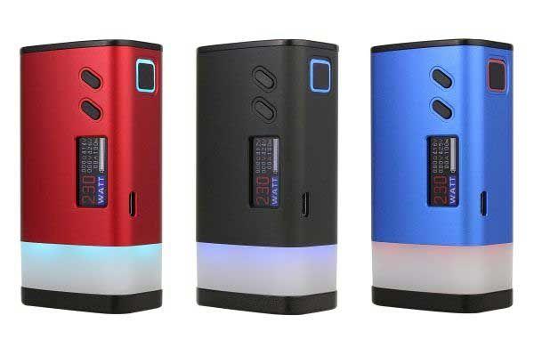 Sigelei Fuchai Glo Box Mod