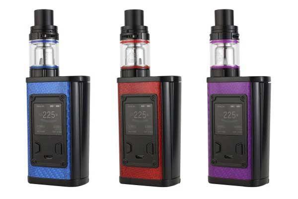Smok Majesty Carbon Fiber Kit