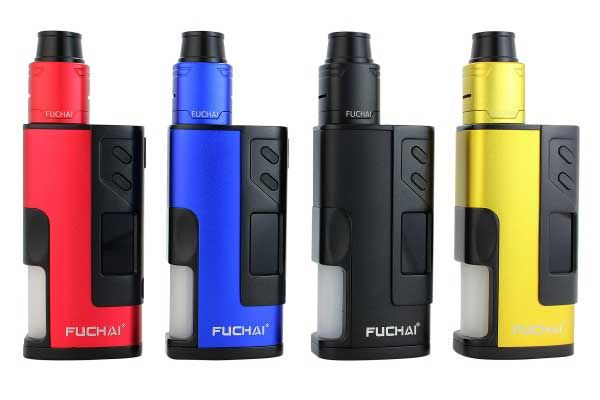 Sigelei Fuchai Squonk 150W Kit Colors