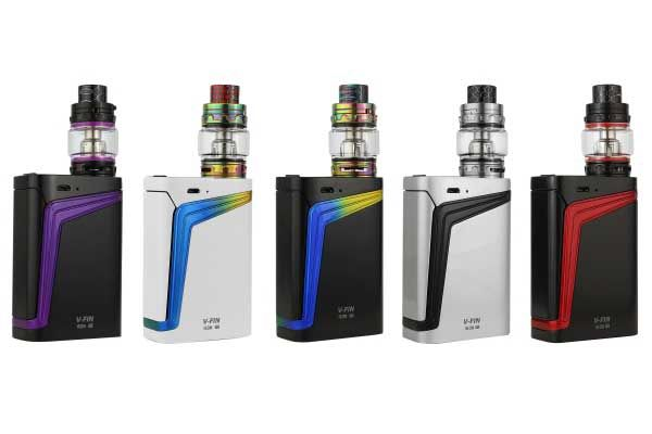 SMOK V Fin Kit Colors