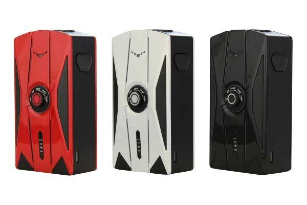Sigelei Kaos Skycar box mod colors