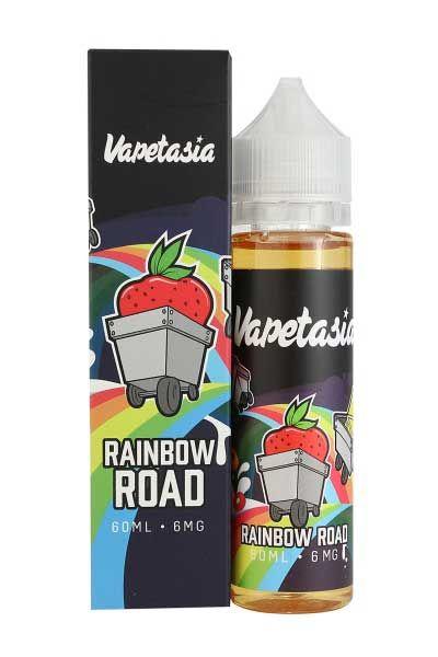 Vapetasia Rainbow Road