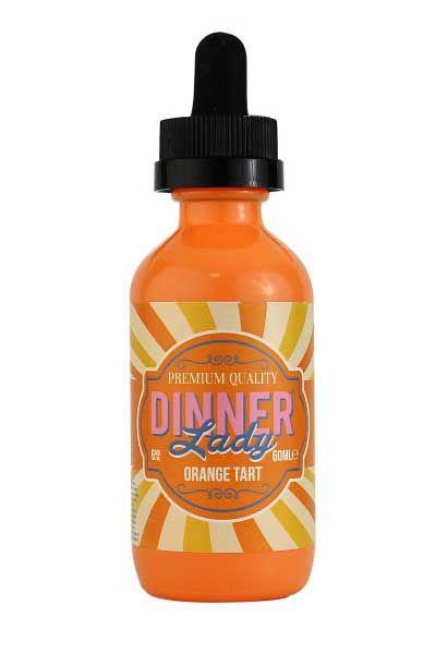 Dinner Lady Orange Tart