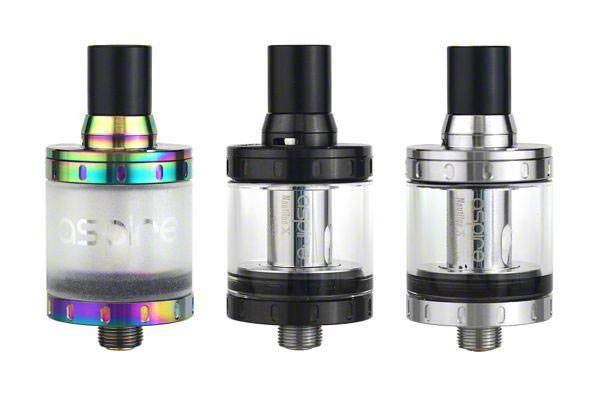 Aspire Nautilus X Tank Colors