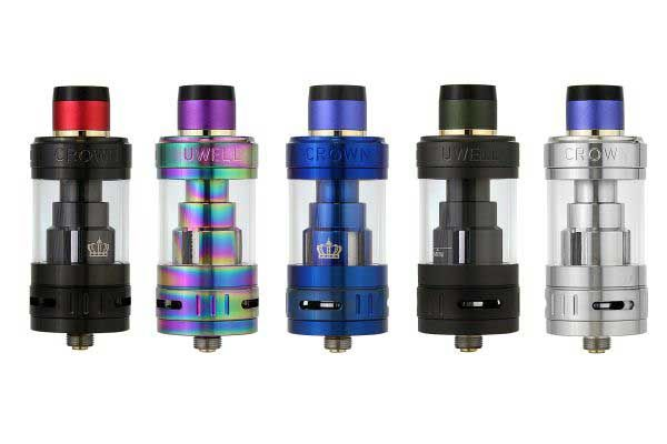Uwell Crown 3 Sub-Ohm Tank - Uwell Crown 3 Coils Colors