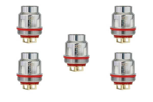 VooPoo UFORCE U4 Replacement Coil - 0.23 Ohm - 5 Pack
