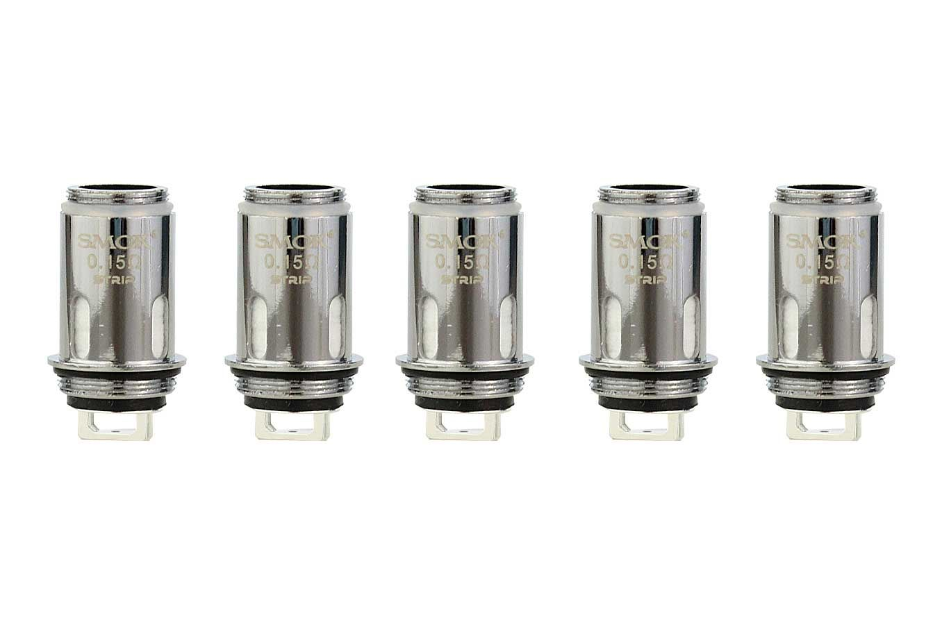 Smok Vape Pen 22 Light Strip Replacement Coil - 5 Pack