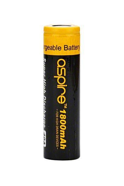 Aspire 18650 1800 mAh Battery - 2 Pack