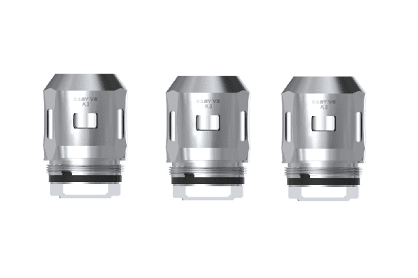 Smok TFV8 Baby V2 A3 Replacement Coil - 3 Pack - 0.15 ohm