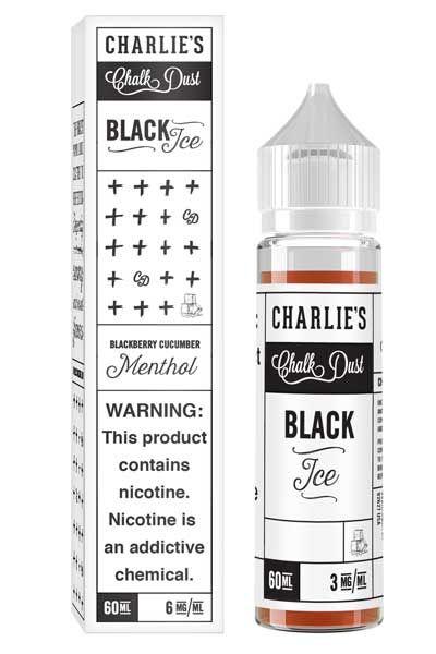 Charlie's Chalk Dust Black Ice