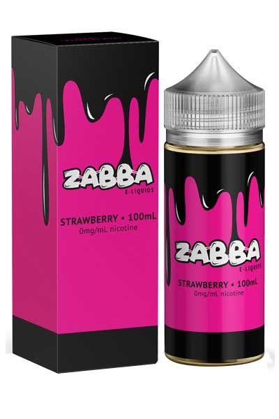 Zabba Strawberry