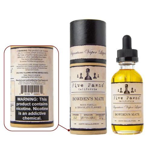 Five Pawns Bowdens Mate