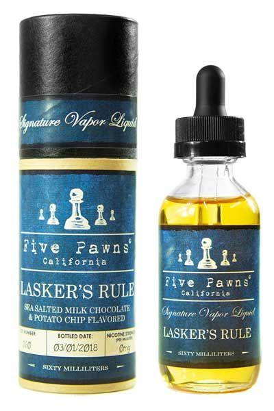 Five Pawns Blue Lasker's Rule