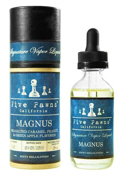 Five Pawns Blue Magnus