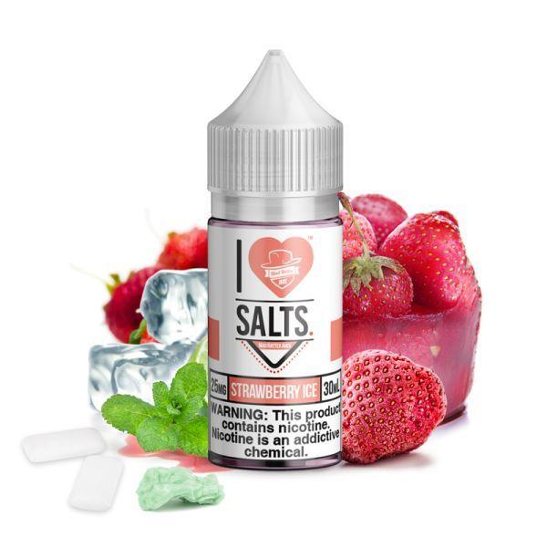 I Love Salts Strawberry Ice