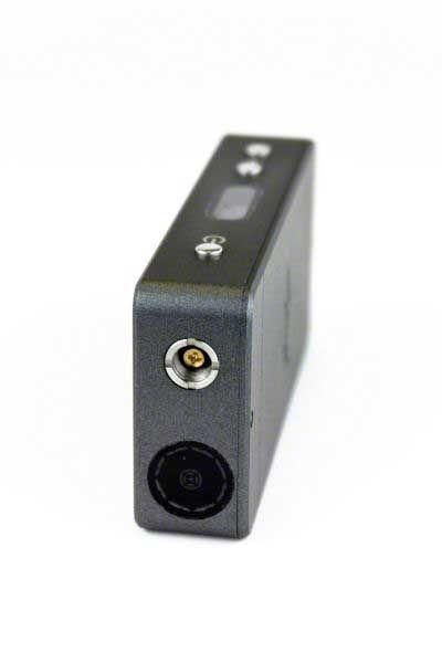 IPV V2 50 Watt Box Mod - Black Action Shot
