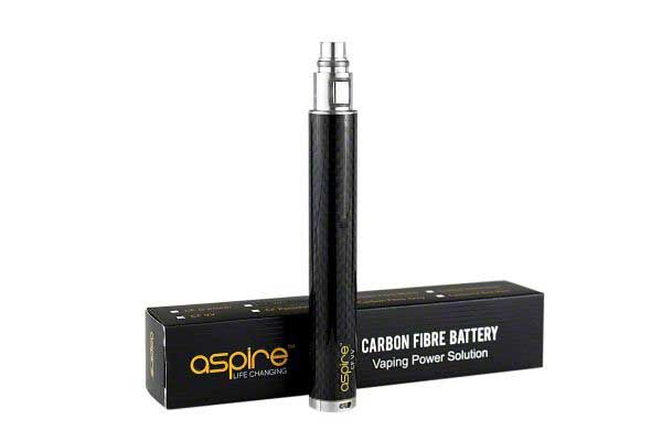 Aspire Variable Voltage Battery 1600 mAh with Box