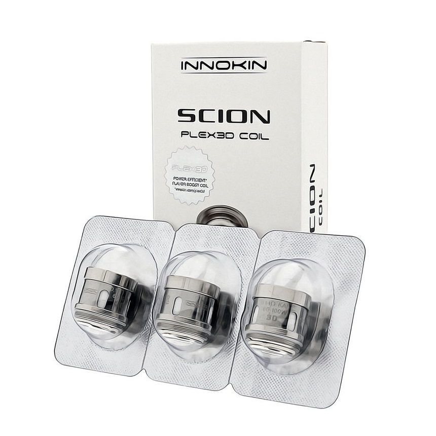 Innokin Scion Plex 3D Replacement Coil - 3 Pack