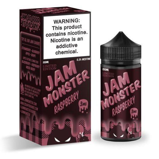 Jam Monster Raspberry