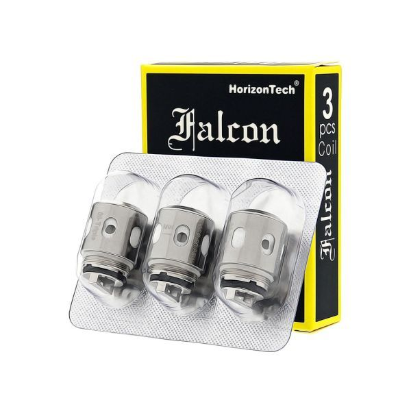 Horizon Falcon M-Triple Mesh Replacement Coil - 3 Pack
