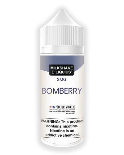 Milkshake Liquids Salts Bomberry Shake