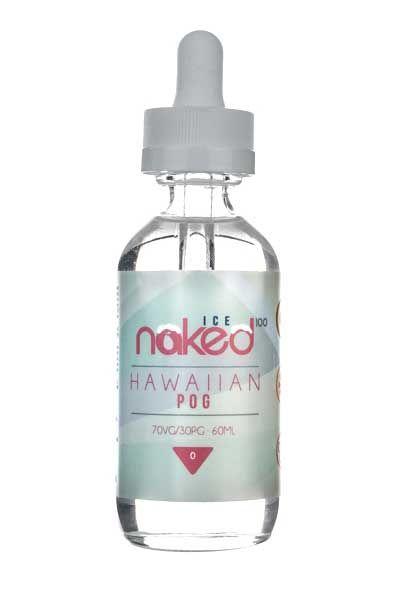 Naked 100 Hawaiian Pog Ice