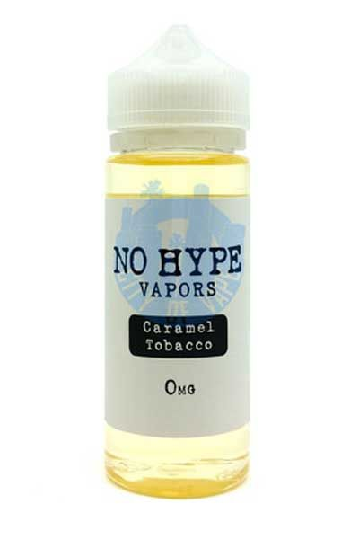 No Hype Caramel Tobacco