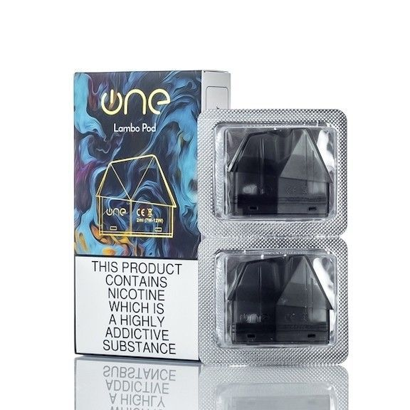 Onevape Lambo Pod Replacement Cartridge - 2 Pack