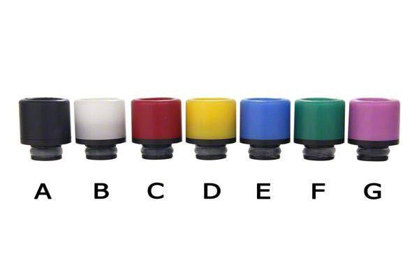 POM Colorful Drip Tip