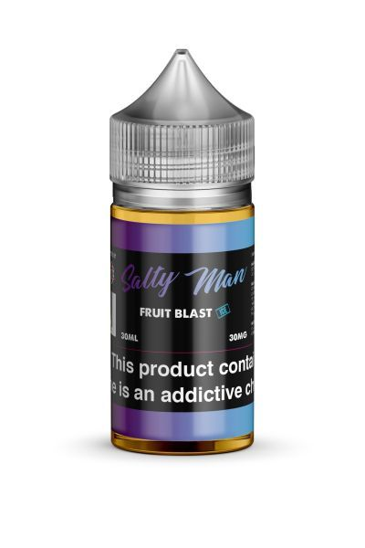 Salty Man Fruit Blast Ice