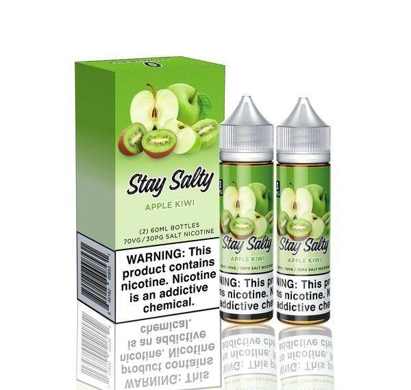 Stay Salty Apple Kiwi - 2 Pack