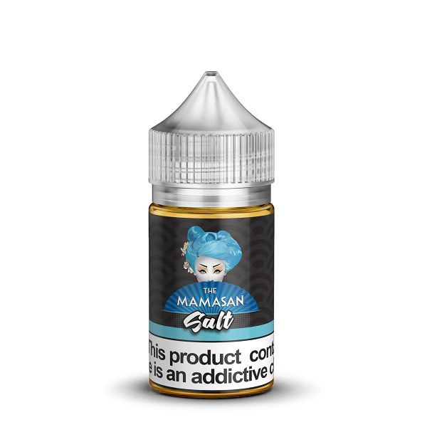 ASAP 30ml Nic Salt - The Mamasan Salt E-liquid