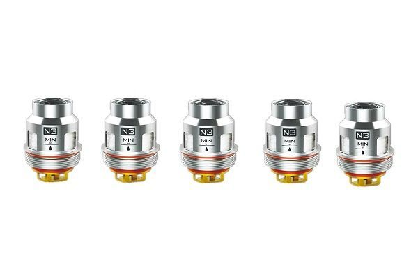 VooPoo UFORCE N3 Triple Mesh Replacement Coil - 5 pack
