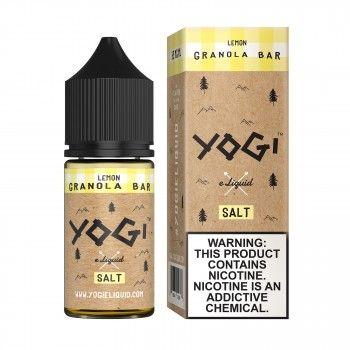 Yogi Salts Lemon Granola