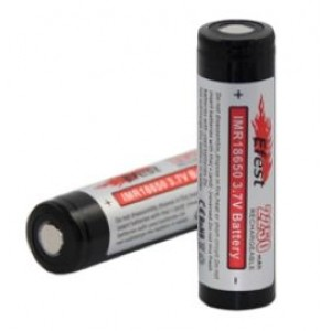 Efest IMR 3.7V 18650 Flat Top Battery 2,250 mAh