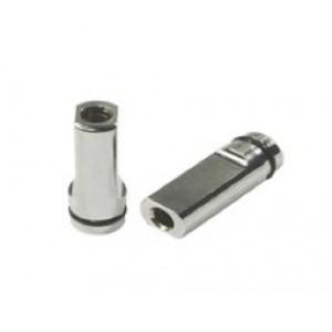 Flat Aluminum Drip Tip