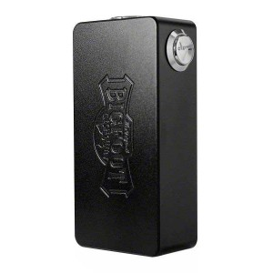BigFoot Authentic Box Mod - Silver