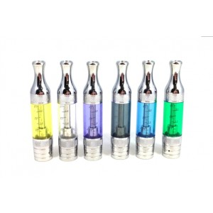 Aspire ET Bottom Dual Coil Clearomizer 1.8 ohm Colors