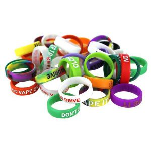 Vape Bands - 50 Pack