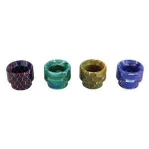 24mm RDA Resin Drip Tip - Style 107B