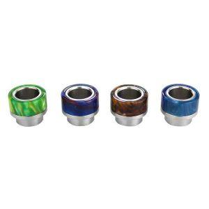 24mm RDA Epoxy Resin Drip Tip - Style 119