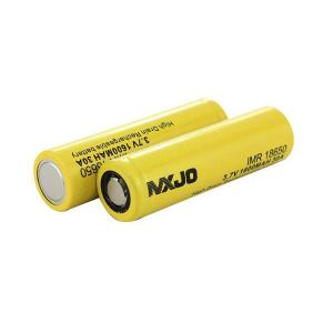 MXJO 18650 30A 1600mAh Battery - 2 pack