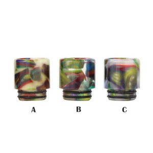 TFV8 TFV12 Resin Drip Tip - Style 146