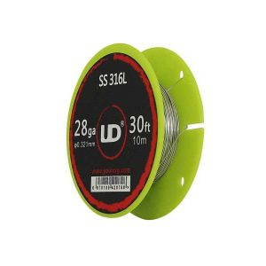 UD SS316L Wire - 30ft